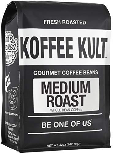 Koffee Kult - Medium Roasted Whole Beans