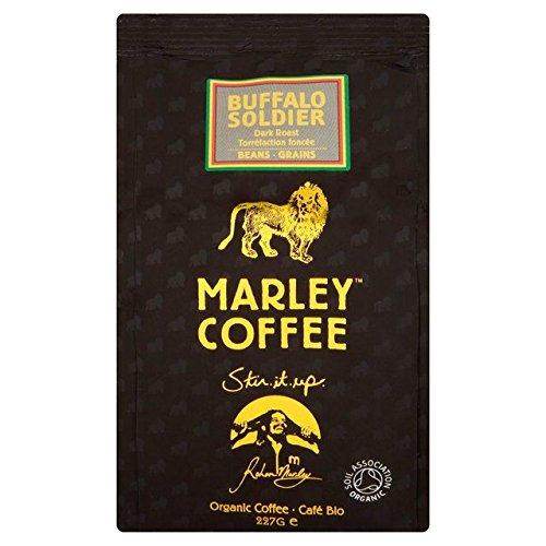 Marley Coffee Organic Dark   Roast Coffee Beans