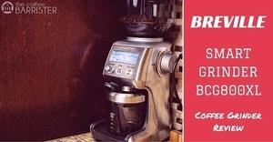 Breville BCG800XL Smart Grinder