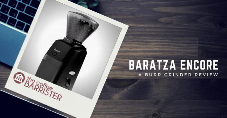 Baratza Encore Review Feature Image