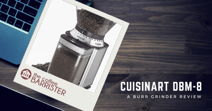 Cuisinart DBM-8 Supreme Automatic Burr Mill Feature Image