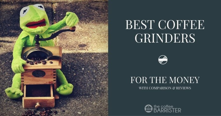 TCB Feature Best Coffee Grinder For The Money Image