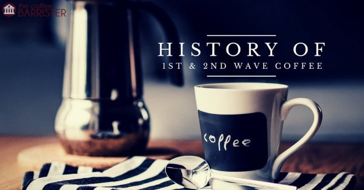 TCB Feature History of First & Second Wave Coffee Image