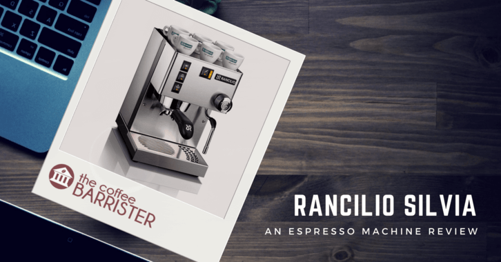 Rancilio Silvia Coffee Espresso Machine